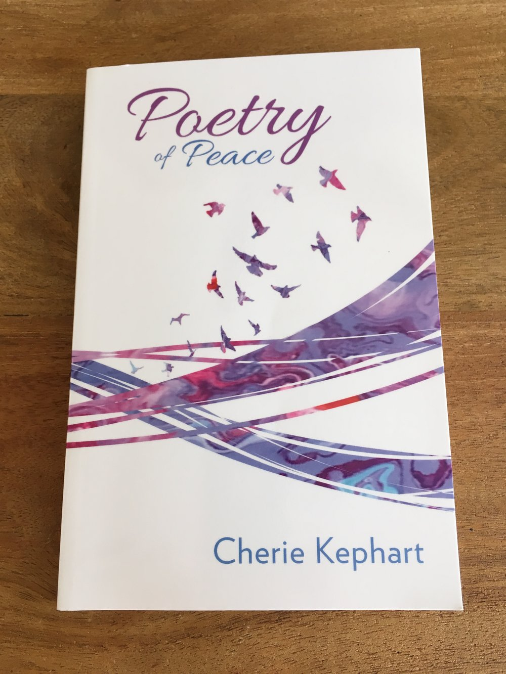 Poetry of Peace is Now Available!