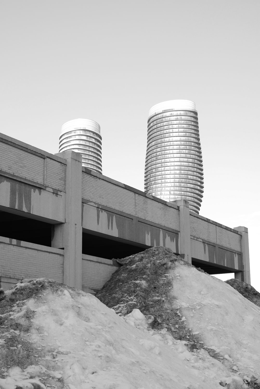 Image 9 / Parking Deck, 2014. Photograph by Roberto Damiani