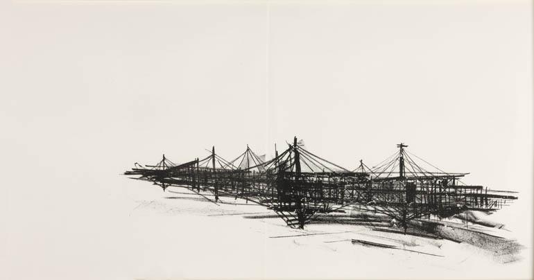 New Babylon, Constant Nieuwhenhuys, 1963