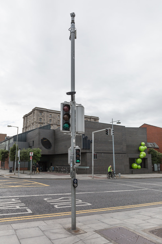 Pearse Street, Dublin, 2017. Photograph by Neil J. Smyth.
