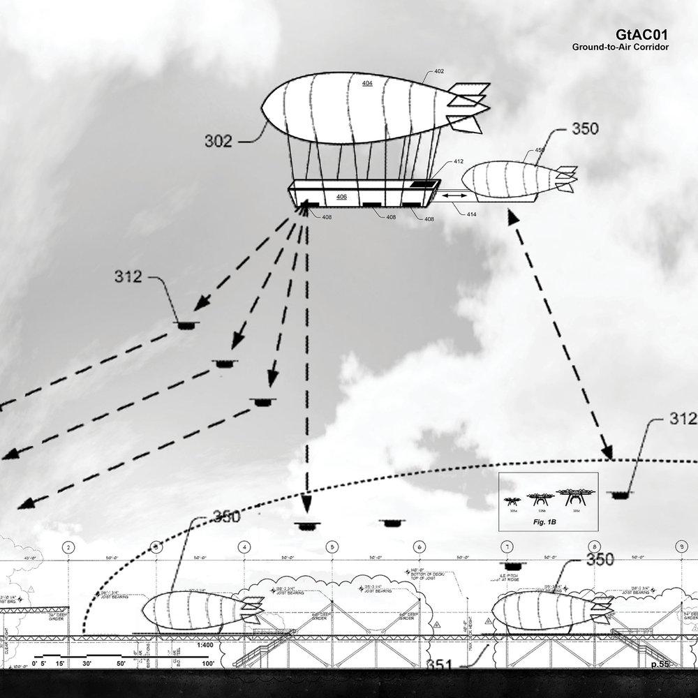 Ground-to-Air Corridor