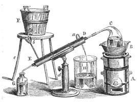 gin mill illustration