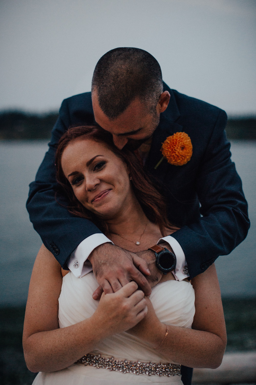 Seattle Waterfront Wedding