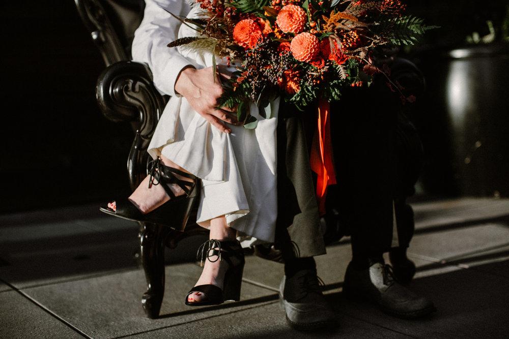 Seattle Ballard Wedding