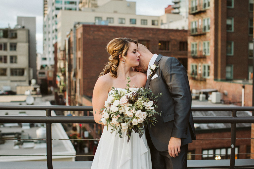 Pike Place Market Seattle Wedding