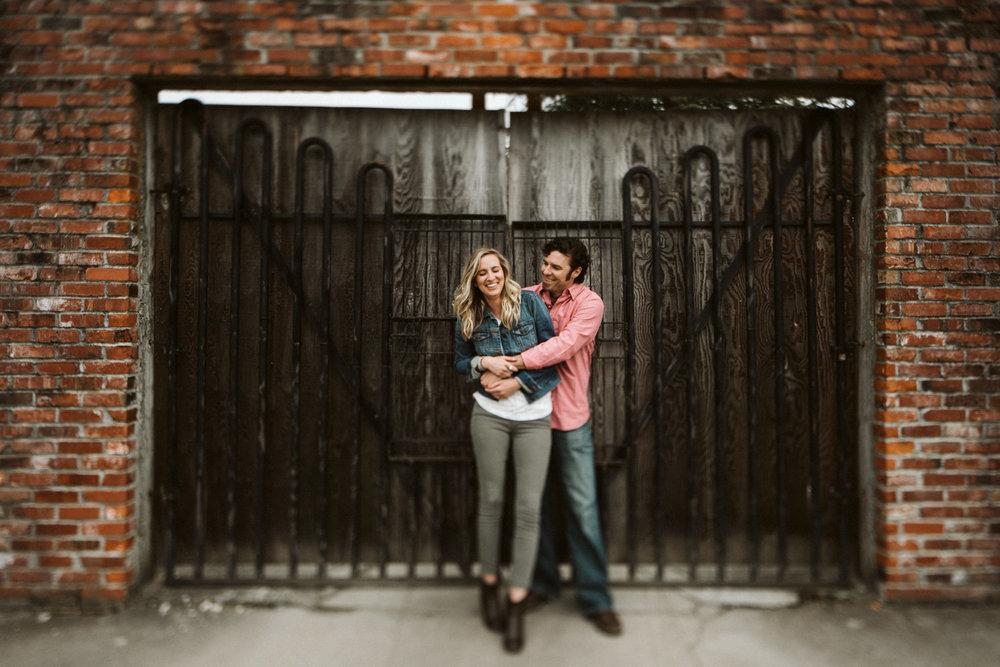 Tacoma Engagement Photos by Reese Ferguson