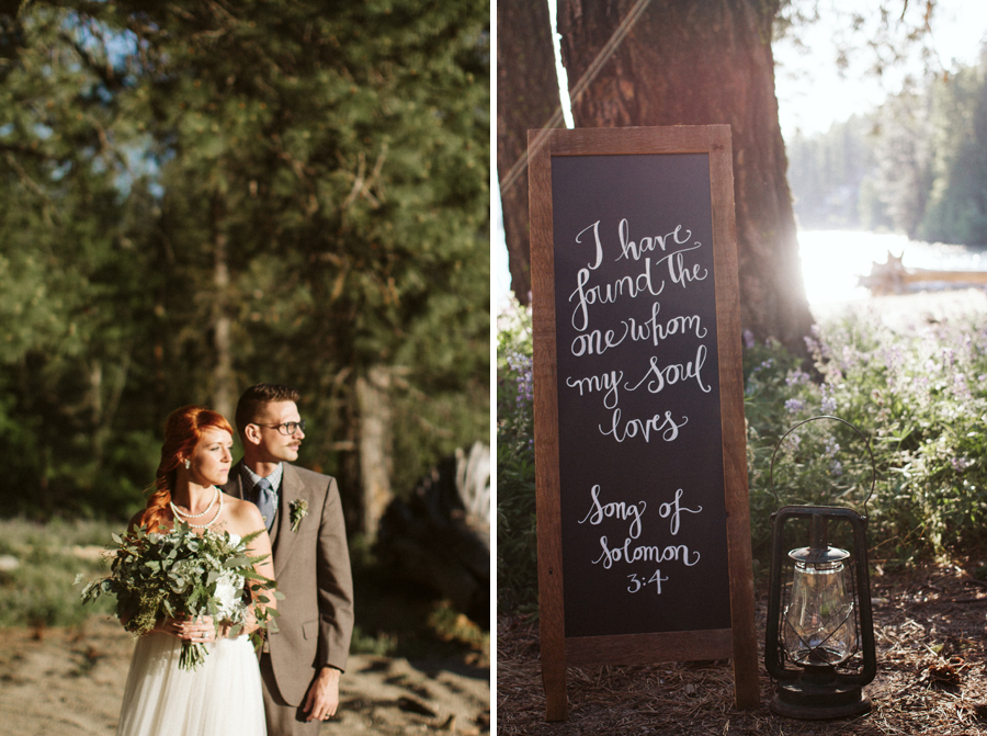 Lake Wenatchee WA Boho Wedding Inspiration HRJ Events Leavenworth