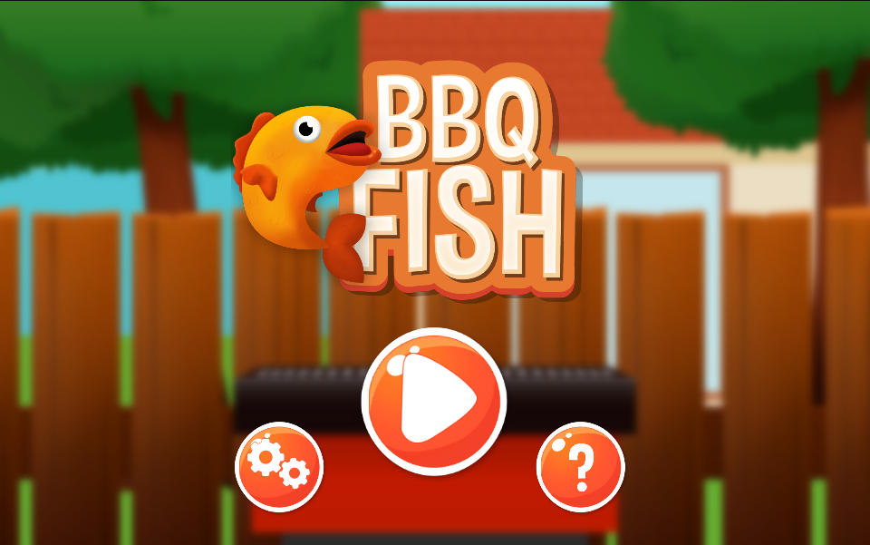 BBQ Fish — Alex Massé