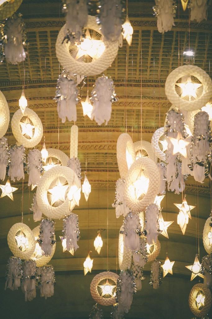 san   diego wedding photographer | parols used as lighting fixtures