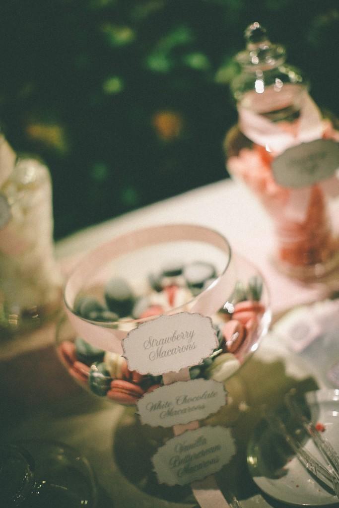 san   diego wedding photographer | closeup of jar of sweets