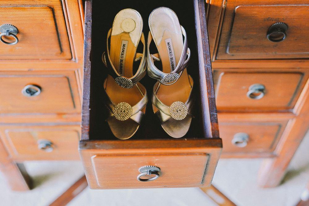 san   diego wedding photographer | silver heels in a drawer
