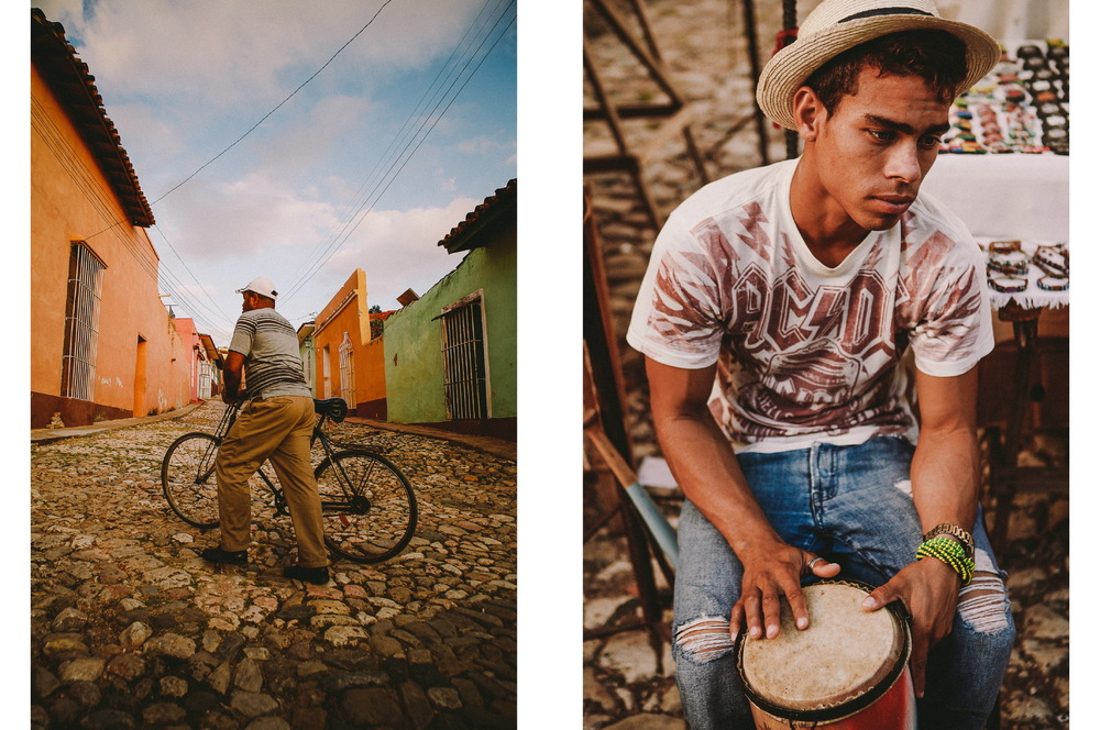 san diego wedding   photographer | collage of street and young man playing bongos