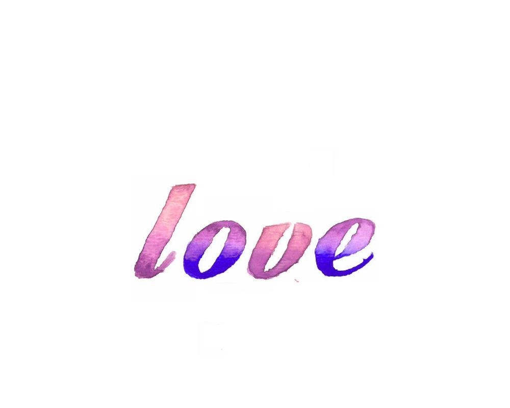 "san diego wedding   photographer   painted word ""love"""