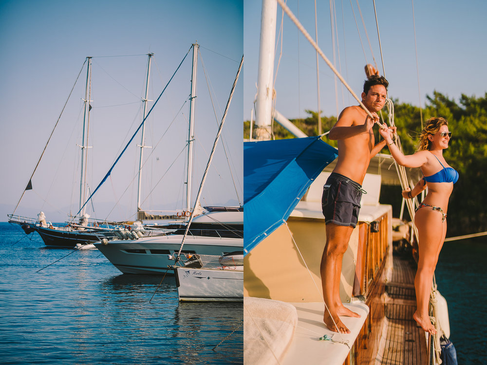 San Diego Wedding Photographer | Bodrum Engagement session | Turkey
