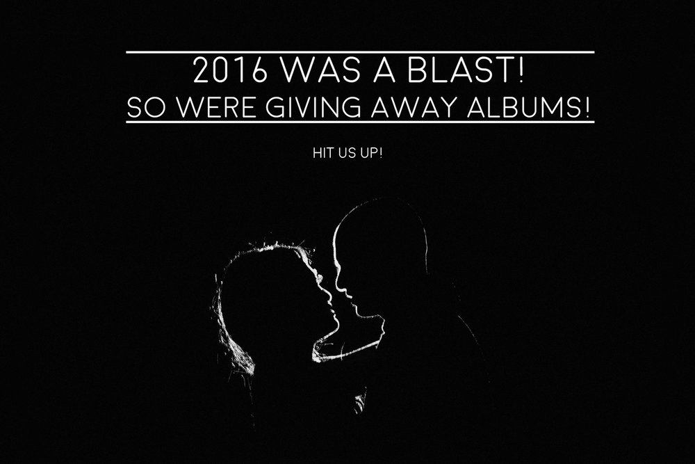 Album give away promo!