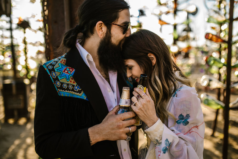SAN DIEGO WEDDING PHOTOGRAPHER | Elmer's Bottle Tree Ranch