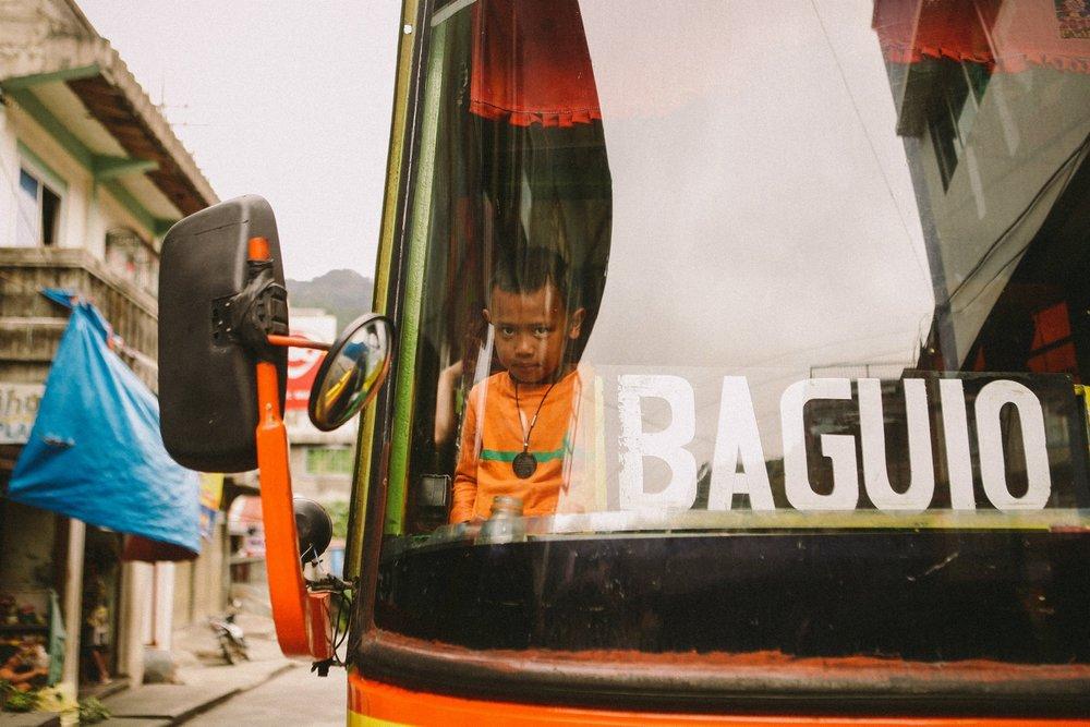 Buscalan village, Philippines 2014
