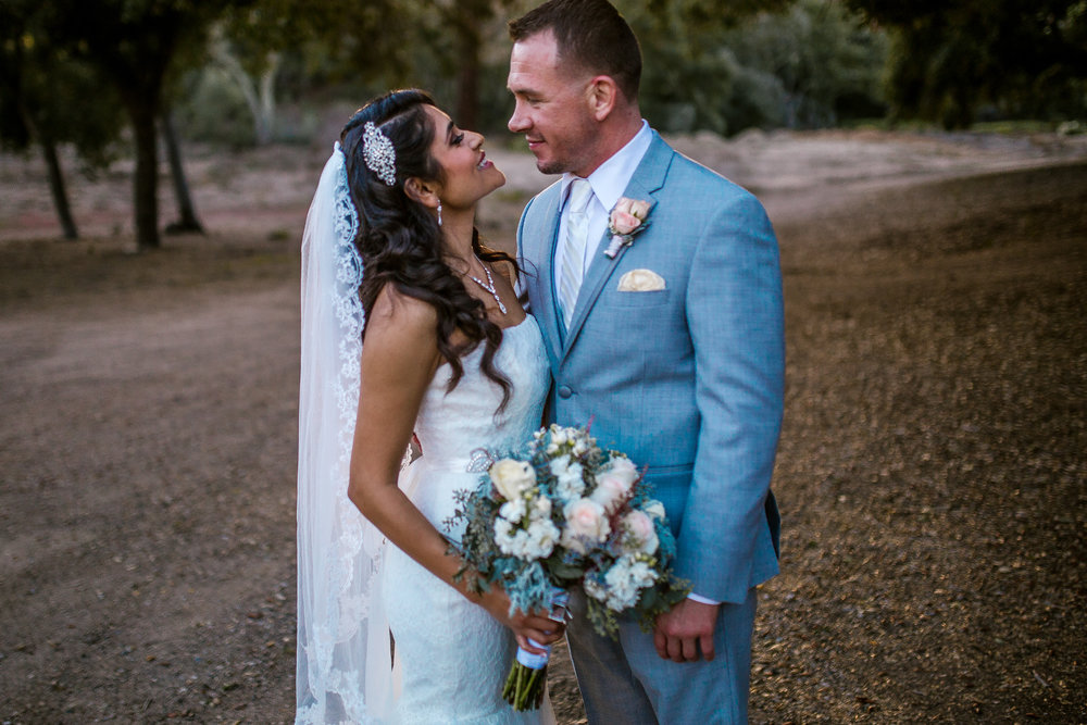 San Diego Wedding Photographer | Eric and Veronica | Mt. Woodson castle wedding