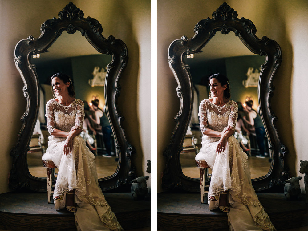 san diego wedding   photographer | collage of woman sitting down smiling while looking down to   her side