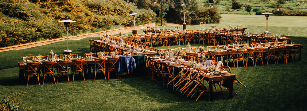 san diego wedding   photographer | arrangement of chairs and tables outdoors