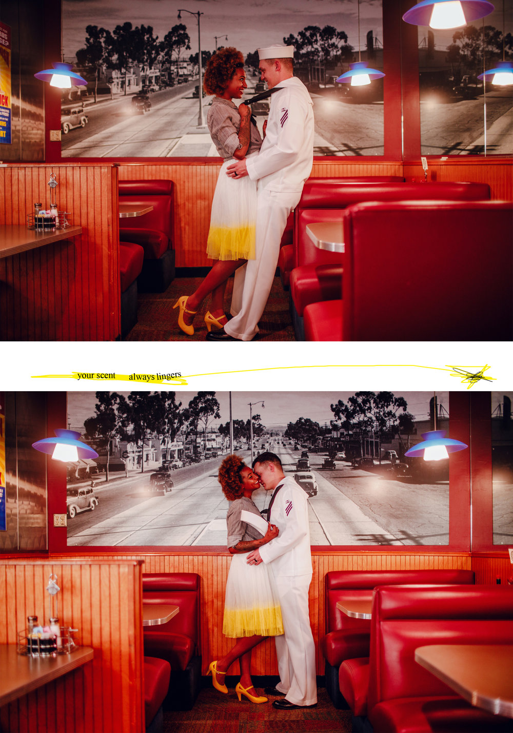 50's inspired engagement session_San Diego wedding photographer020.jpg