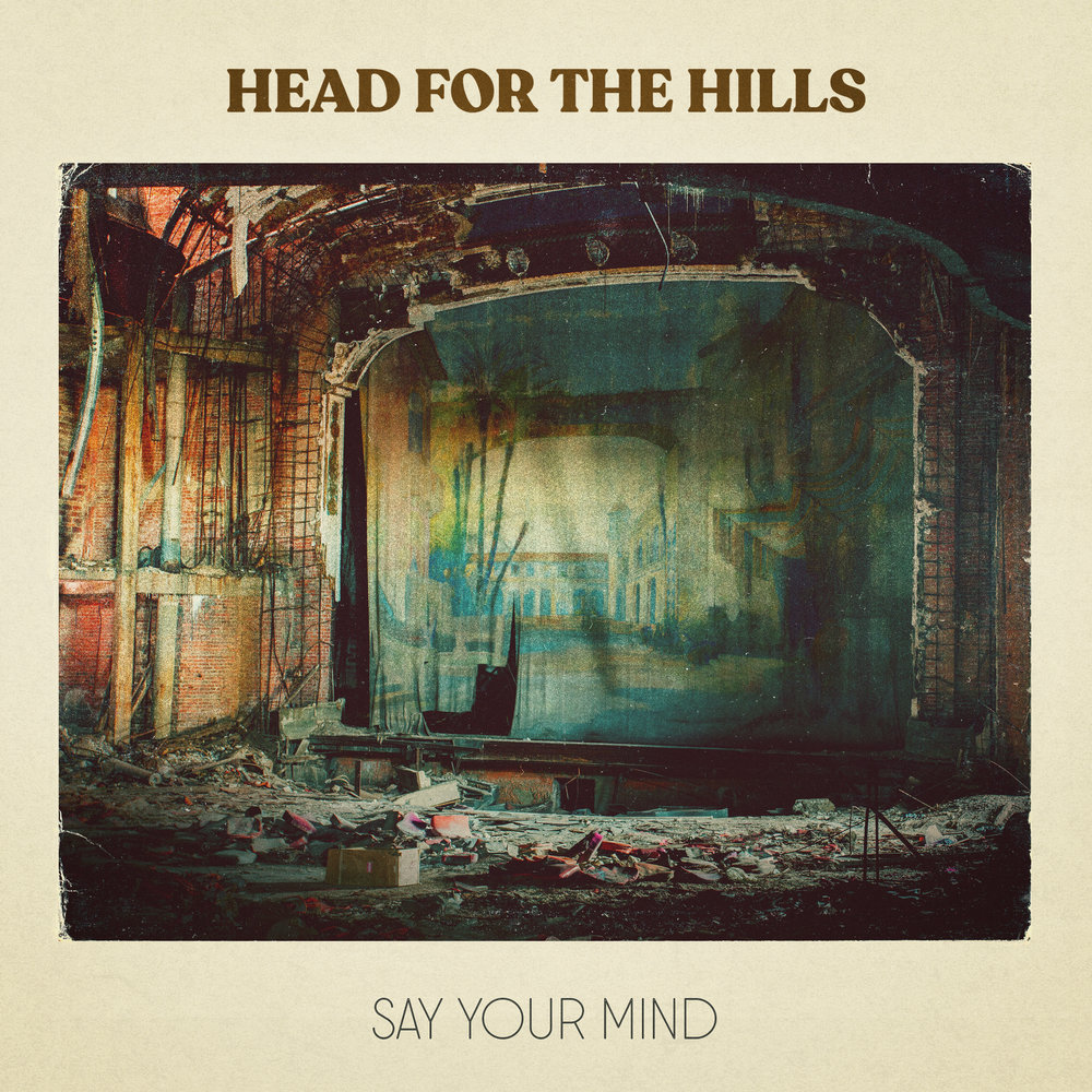 Say Your Mind (EP)