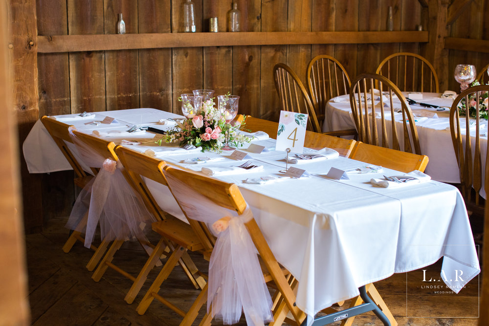 Salem Barn Wedding | L.A.R. Weddings