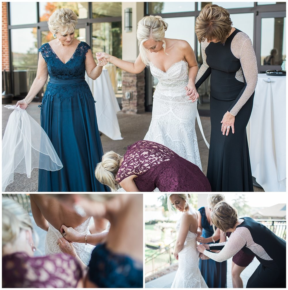 L.A.R. Weddings | Ohio Wedding Photographer | Lindsey Ramdin