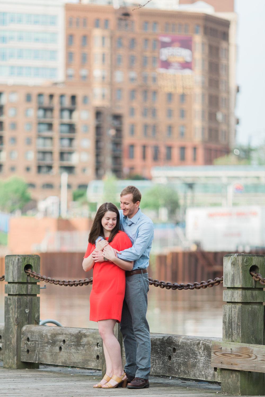 Cleveland Flats Engagement Session_Lindsey Ramdin