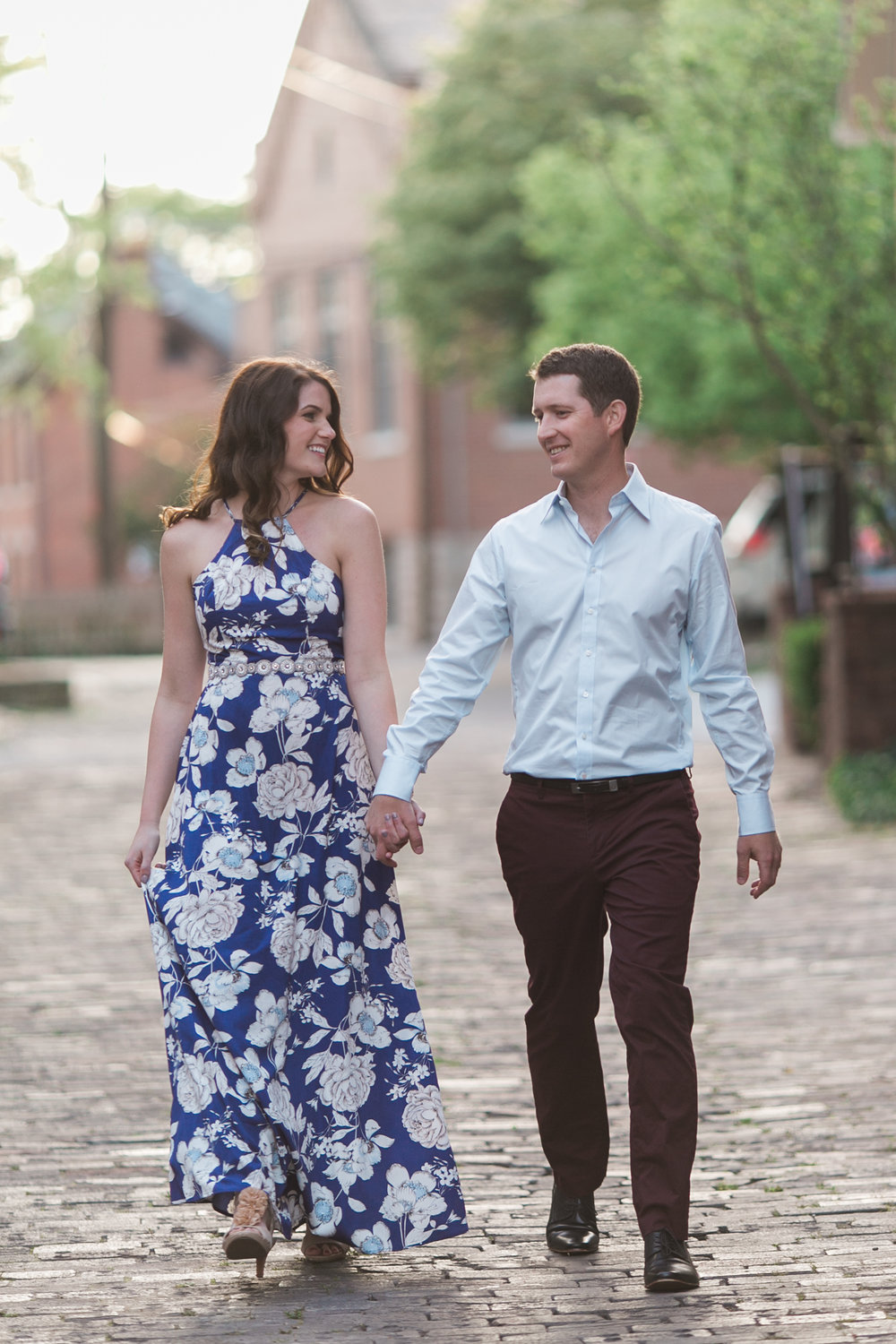German_Village_Engagement_Session_Lindsey_Ramdin