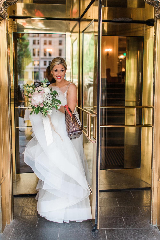 The Omni William Penn Hotel Wedding_Lindsey Ramding_LAR Weddings
