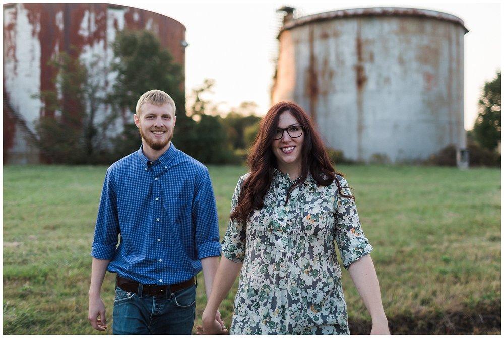 Lake Milton Engagement Session_L.A.R. Weddings_LindseyRamdin