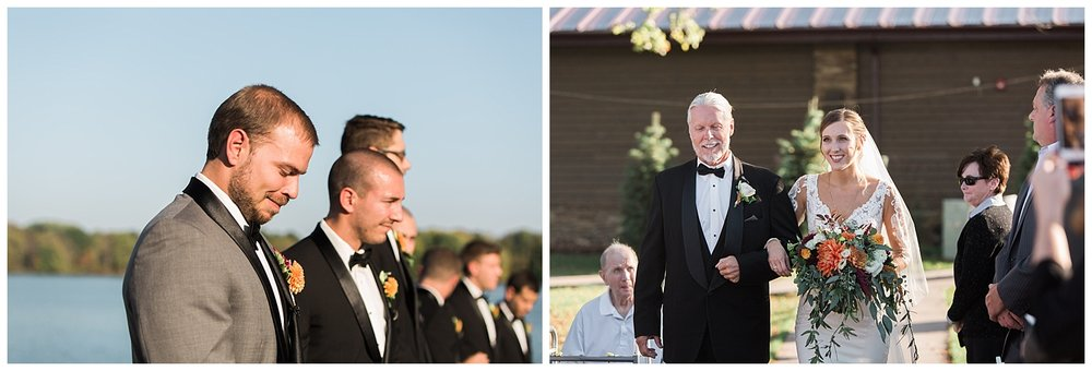 Vineyards at Pine Lake Wedding by L.A.R. Weddings