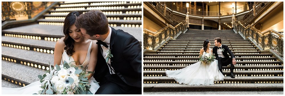 Kendal & Kurt | Hyatt Regency at the Arcade Wedding | Cleveland ...