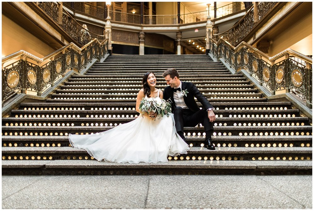 Cleveland Wedding_Hyatt Regency at the Arcade Wedding_L.A.R. Weddings