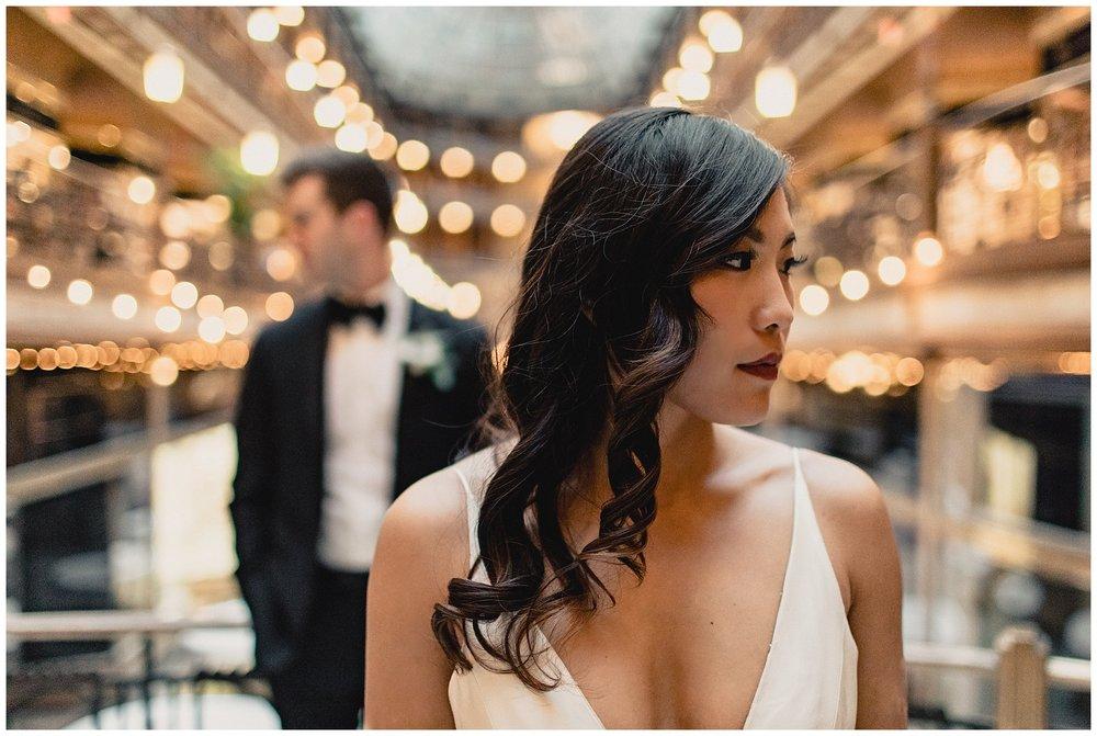 Cleveland Wedding_Hyatt Regency at the Arcade Wedding_L.A.R. Weddings