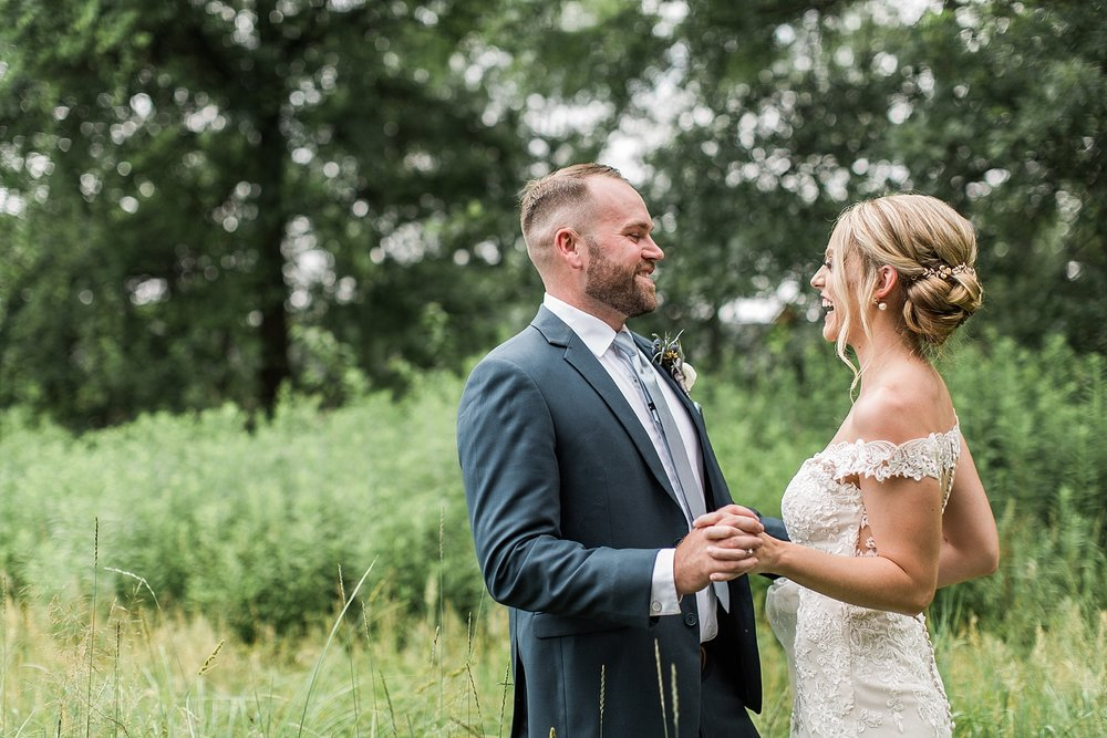 Summer Wedding at the Welshfield Inn | Burton, Ohio | Cleveland, Youngstown, Pittsburgh Wedding Photographer | Lindsey Ramdin
