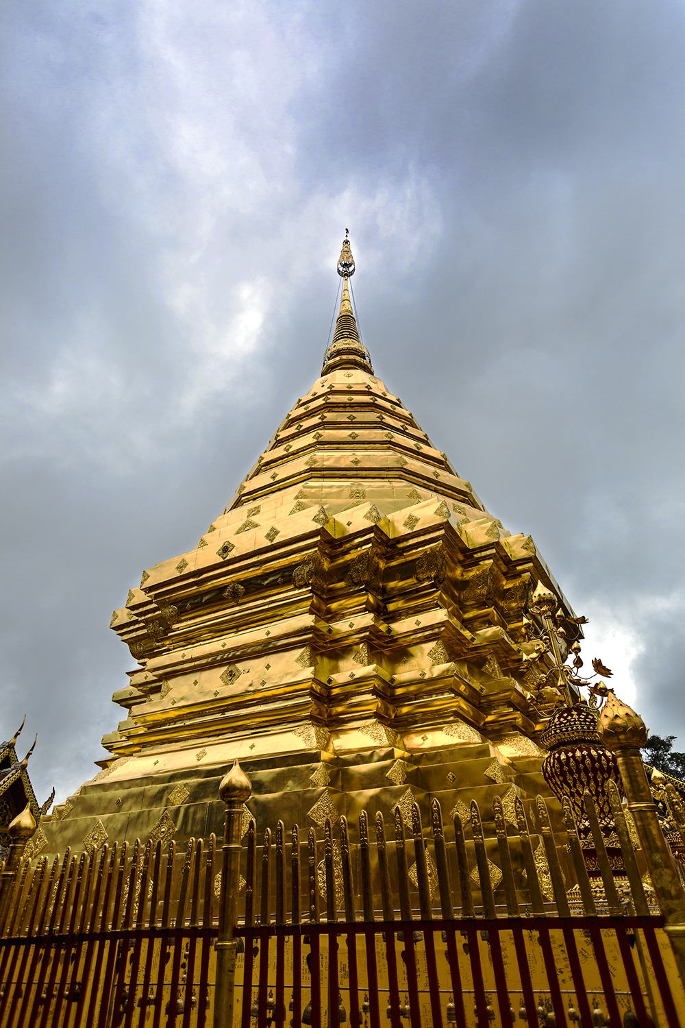 Wat That Phra Doi Suthep