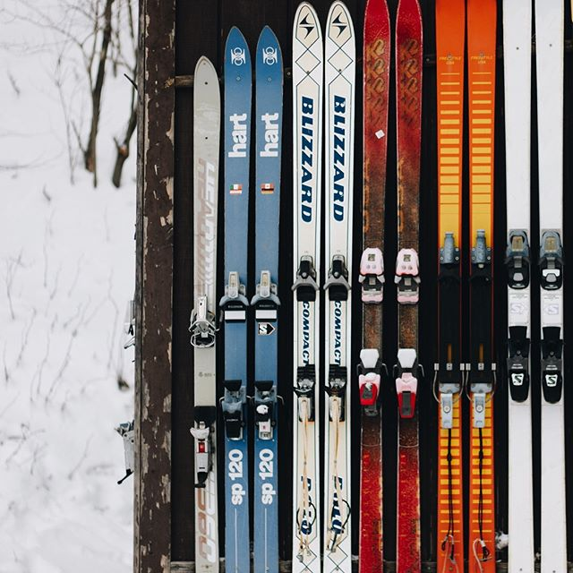 if your skis don't say blizzard you might as well get off the mountain
