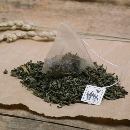 Love Tea Green Pyramid Tea Bags