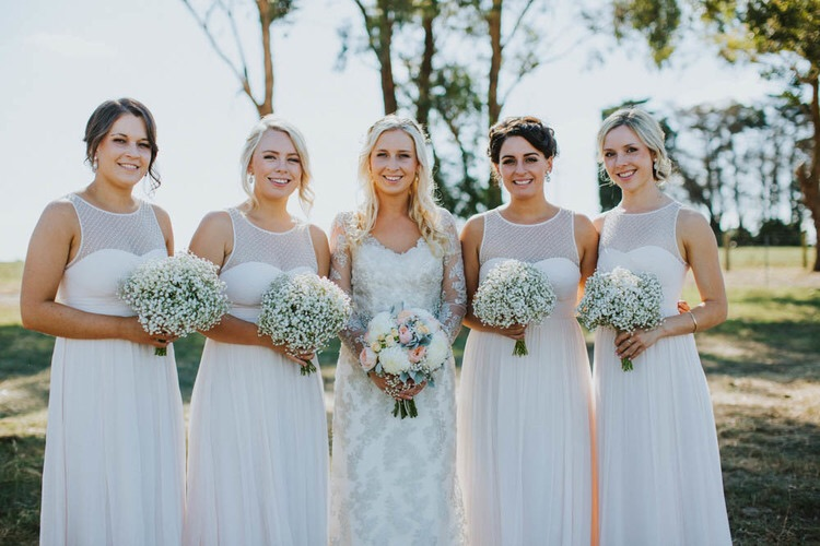 Flowers by Rhi. Photography by  Light & Type
