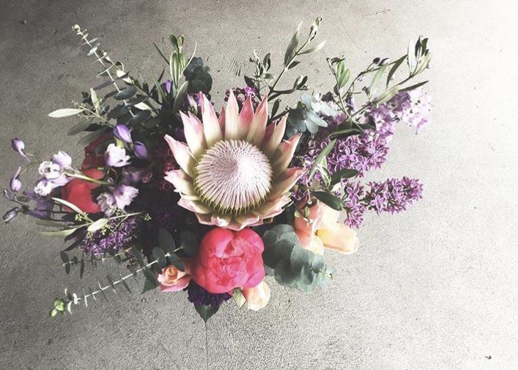 Bouquet by Flowers by Rhi