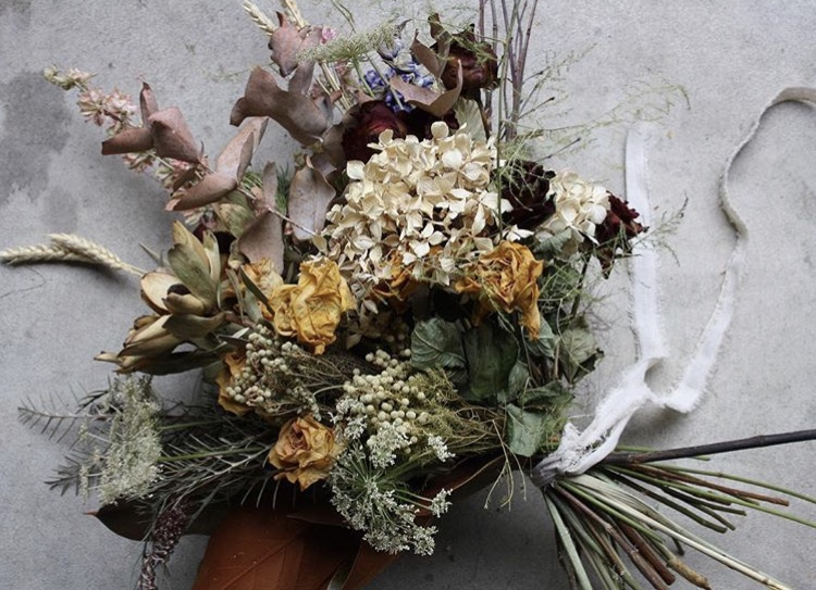 The Art of Drying. — Flowers By Rhi