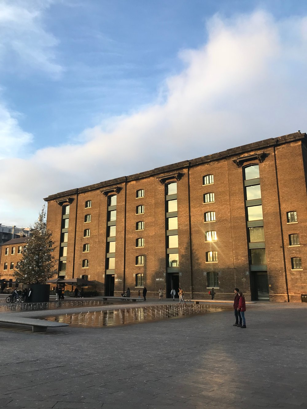 Central Saint Martins. Kings Cross, London.