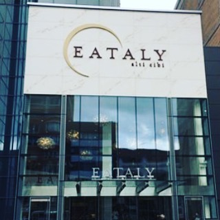 Come visit!!!! Eataly in Boston, MA, this Friday, September 28.  All day I'll be handing out samples of our beautiful, creamy chèvre, telling my best goat stories, and drinking coffee after coffee after coffee. Almost as if I'm dreaming it, First Light chèvre keeps popping up in the world's best fine food locations.  #thankyougoats #thankyouboston #doleandbailey @ktkamppark #eatalyboston #eatalyrocks #eatalyisthebest #eatalycheese #idreamedthis