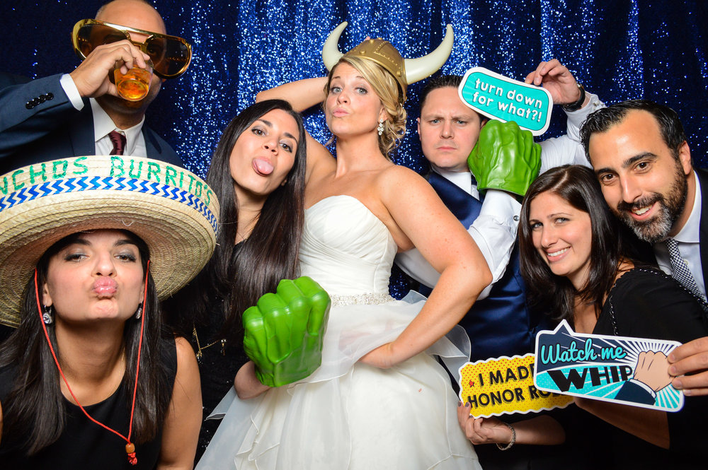 Photobooths for Weddings in NJ