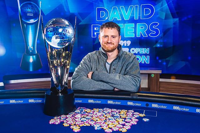 || David @dpeters17 Peters takes down the $100K NL event at the 2019 #USPO for $1.3 million, and also earns the USPO over all title for an additional $100k. Not too bad of a Saturday || @pokercentral