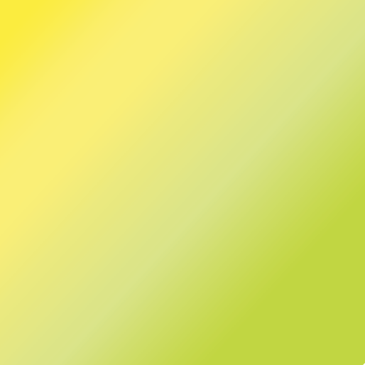 LEMON-LIME GRADIENT  Accent color, used for first-level nav and buttons, and to represent Investment funds
