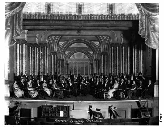 Interior, the first Orpheum