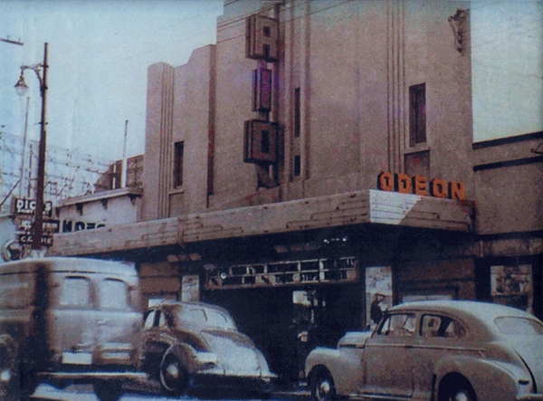 The Rio Theatre in the 30's